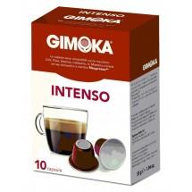 Capsulas café Gimoka INTENSO - compatible nespresso