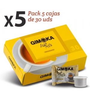 Cápsula de cafe Grand Festa Gimoka (pack 150 Uds)