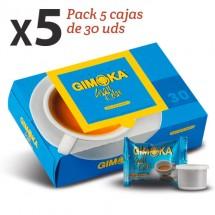 Cápsula de cafe Gran Relax Gimoka (pack 150 Uds)