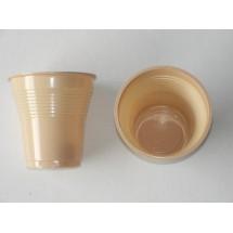 Vasos de plástico especial para café  (Caja 3000 uds)
