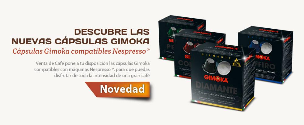 Gimoka compatibles Nespresso